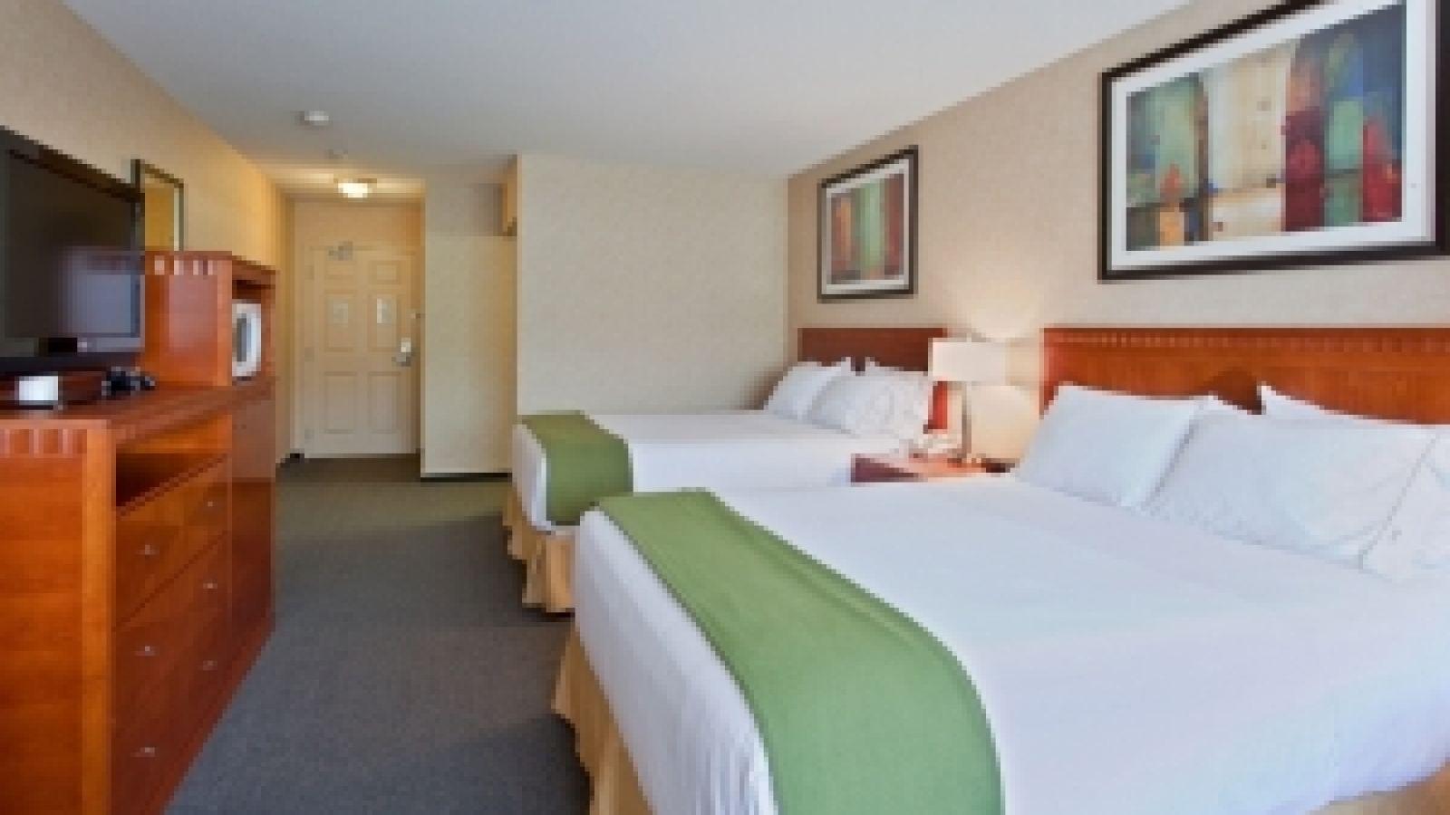 Kanata Kelowna Hotel & Conference Centre - standard room