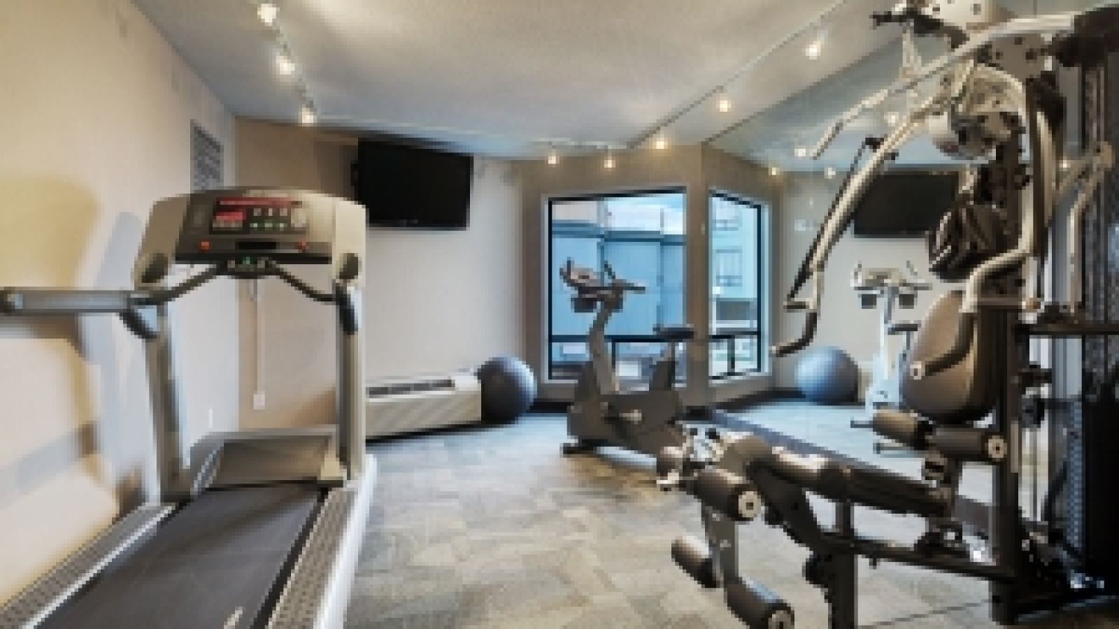 Ramada Hotel Kamloops - Fitness Room