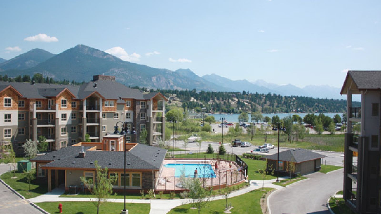 Radium - Invermere Condos - Columbia Valley golf packages