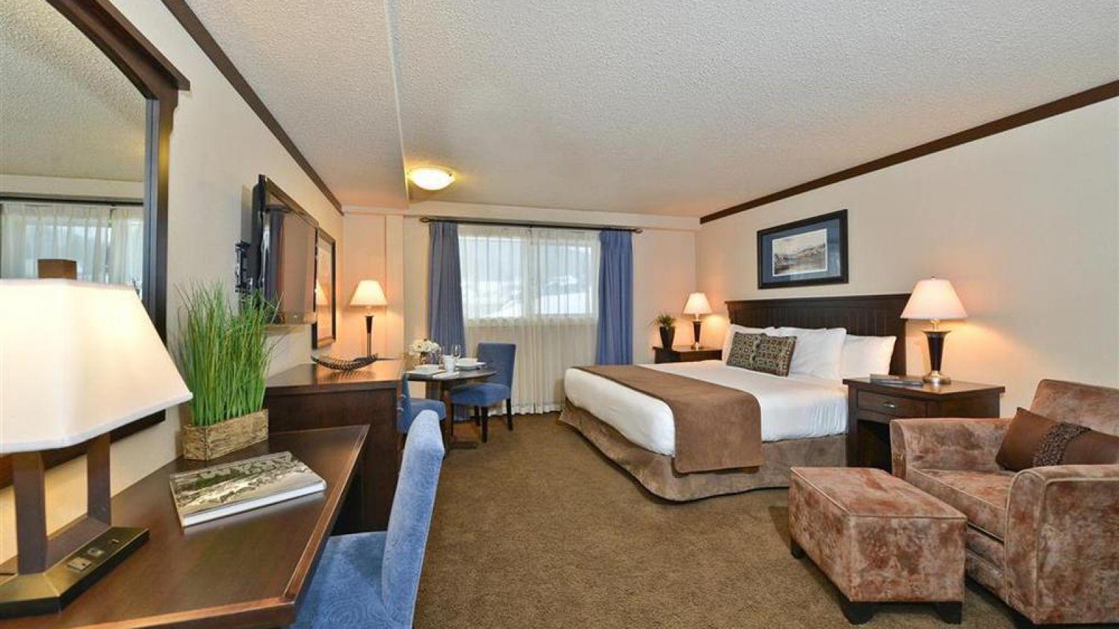 The Prestige Mountain Resort Rossland - East Kootenays golf packages