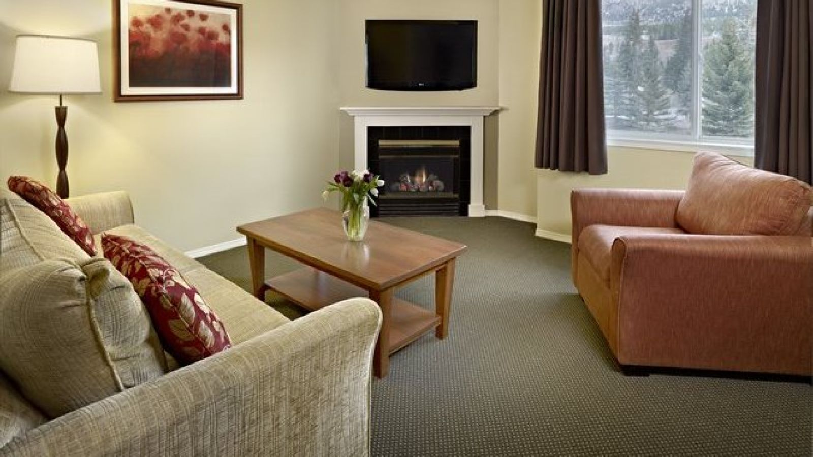 Coast Canmore Hotel - Alberta golf packages