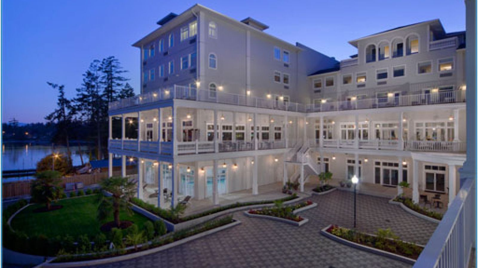 Best Western Premier Prestige Oceanfront Resort - Vancouver Island golf packages