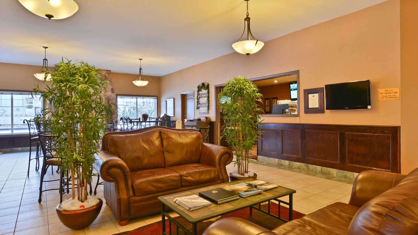 Best Western Mountainview Inn - Columbia Valley golf packages