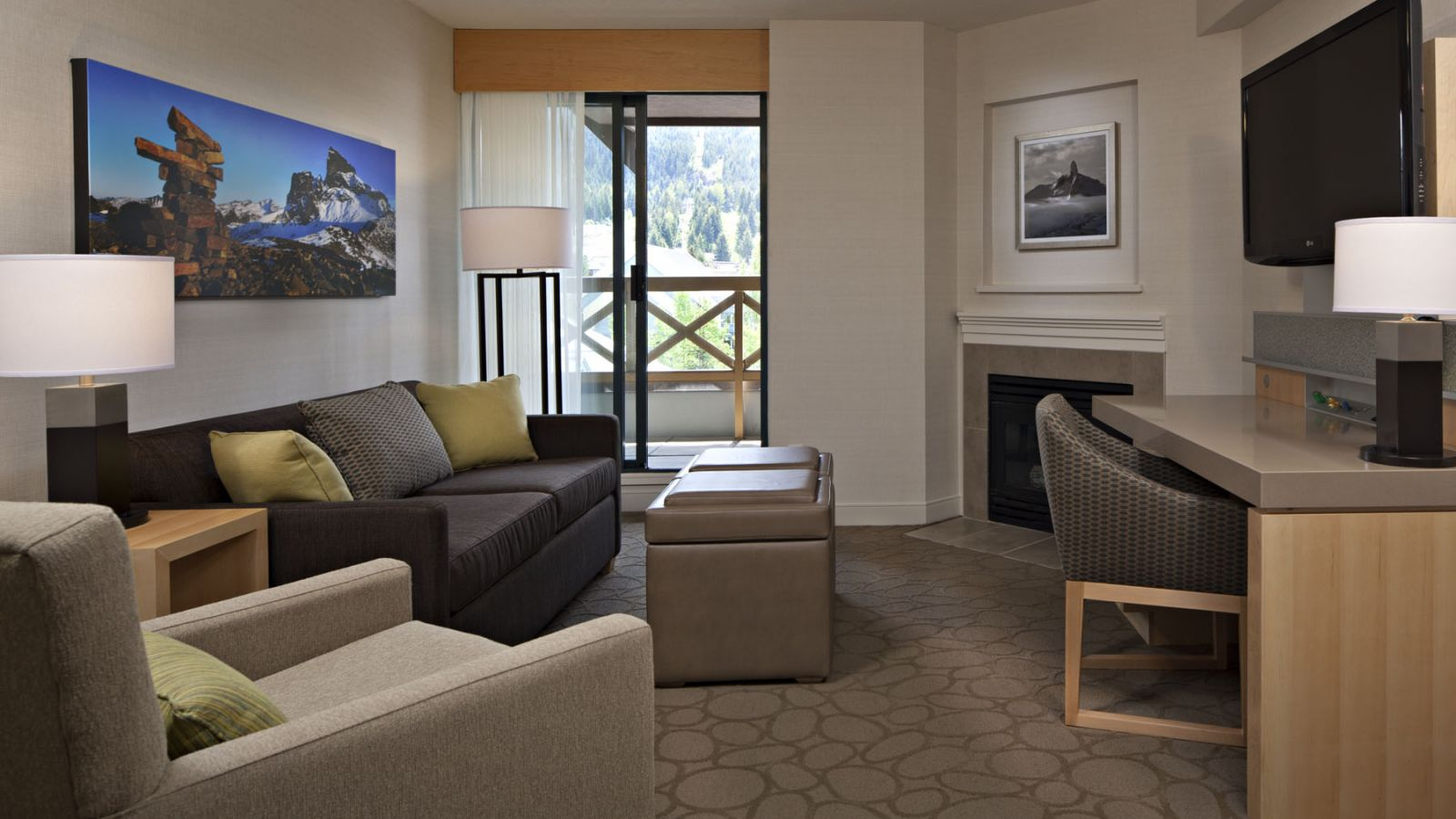 Delta Whistler Village Suites - Whistler golf packages