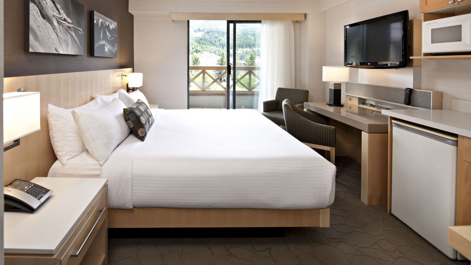 Delta Hotels by Marriott Whistler Village Suites - Whistler golf packages