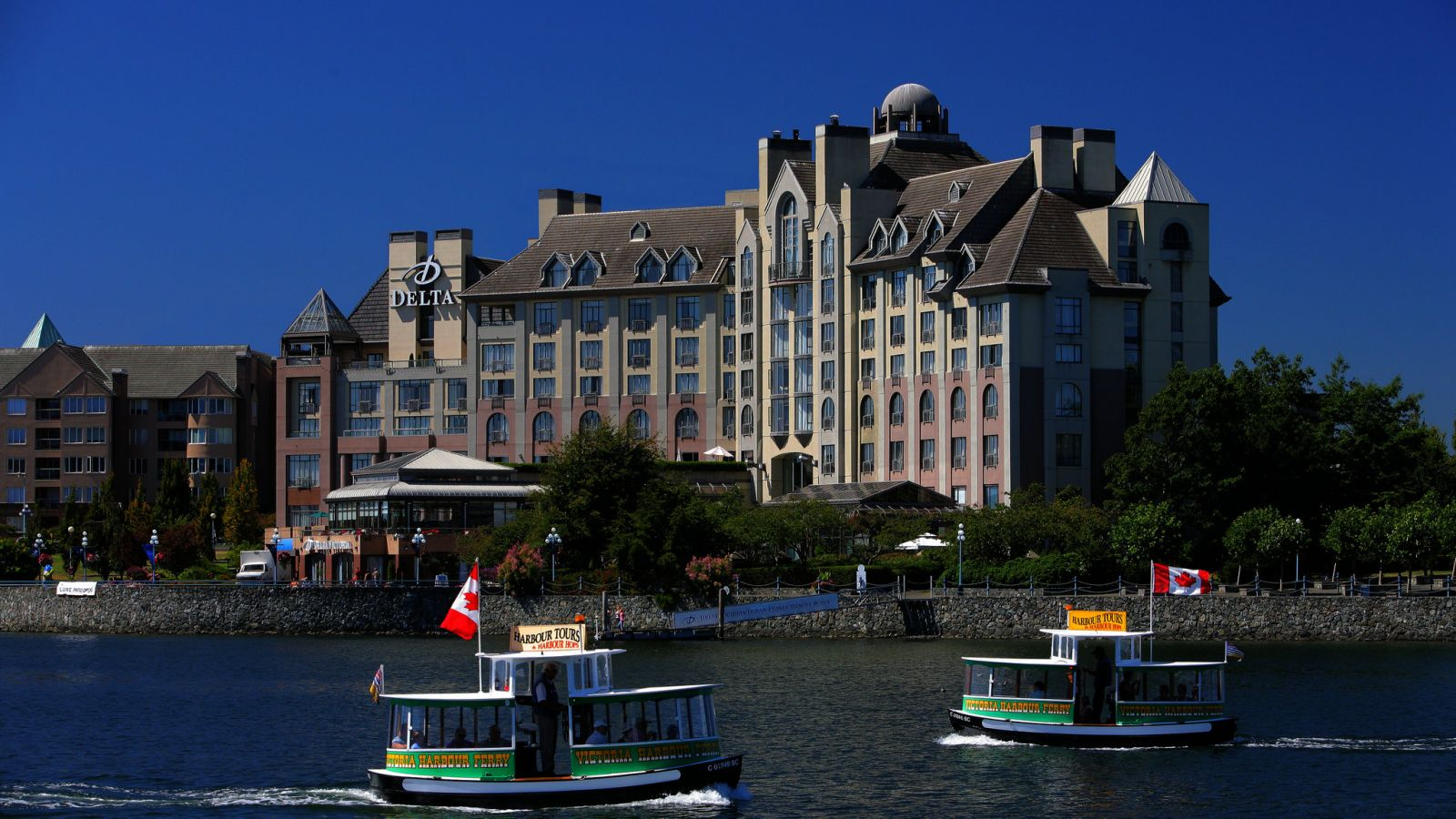 Delta Victoria Ocean Pointe Resort and Spa - Vancouver Island golf packages