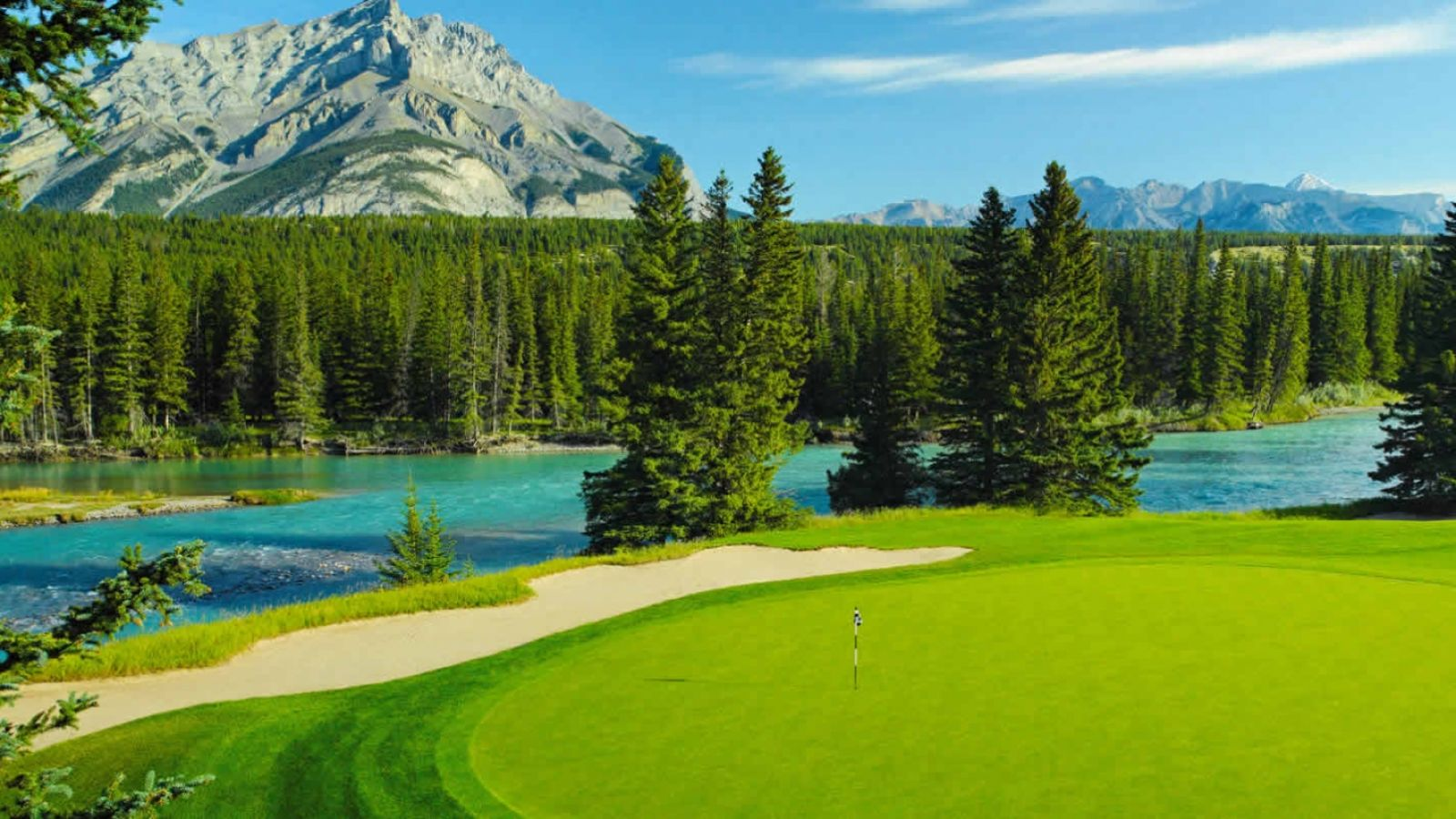 The Fairmont Banff Springs Hotel and Resort - Alberta golf packages