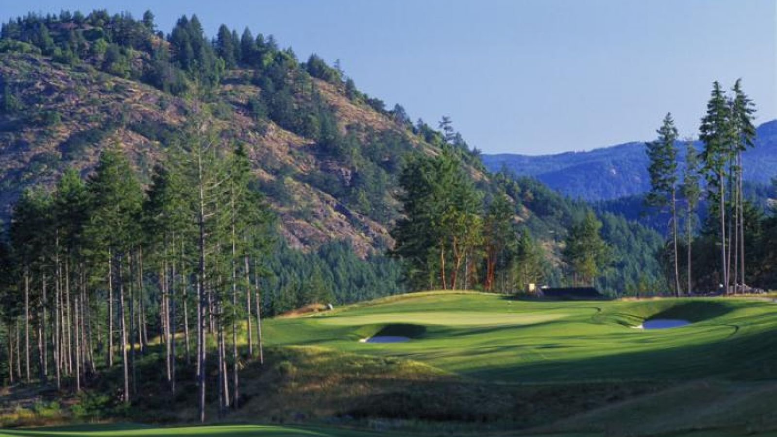 Westin Bear Mountain Resort - Vancouver Island golf packages