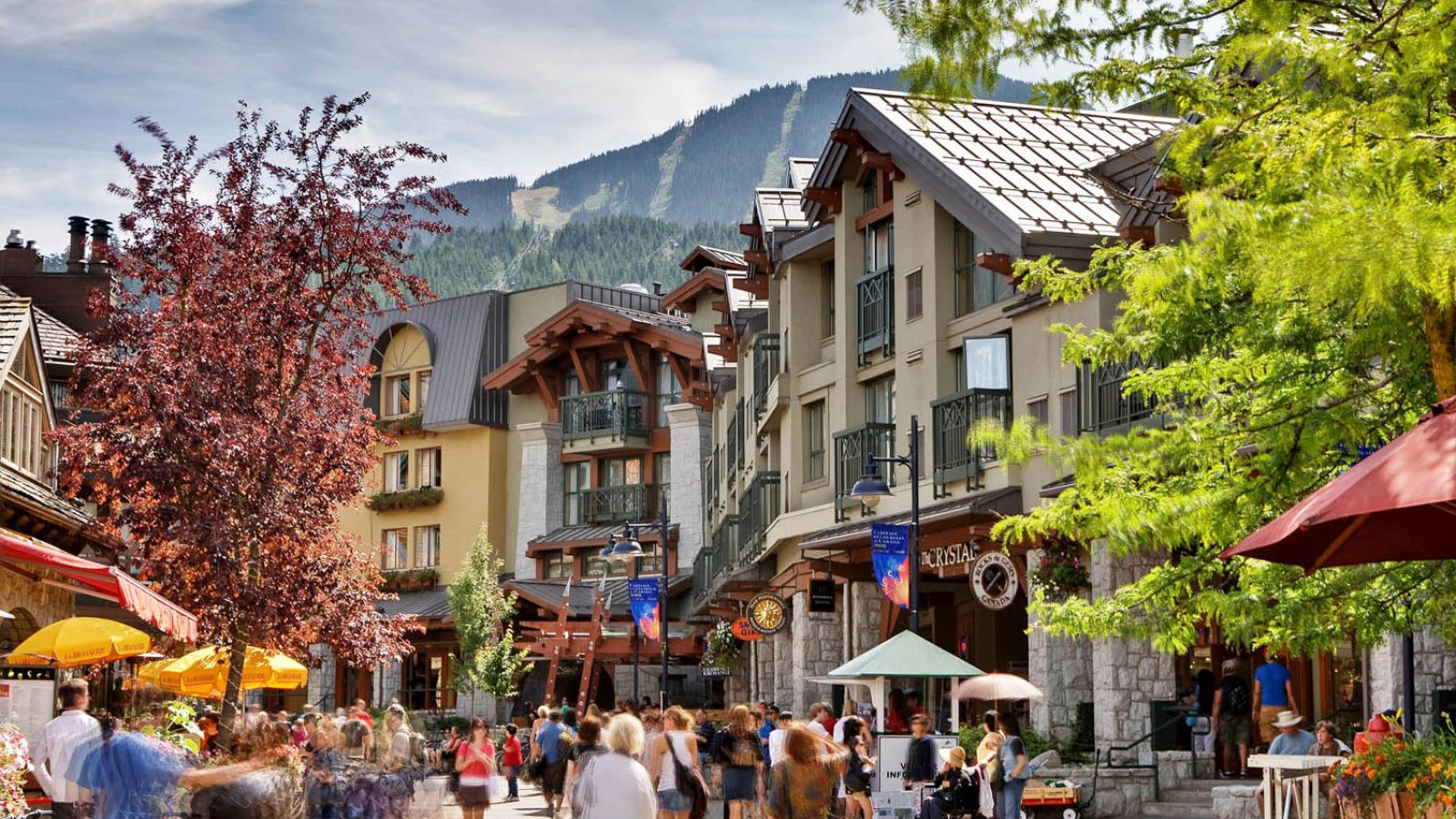 Crystal Lodge and Suites - Whistler golf packages