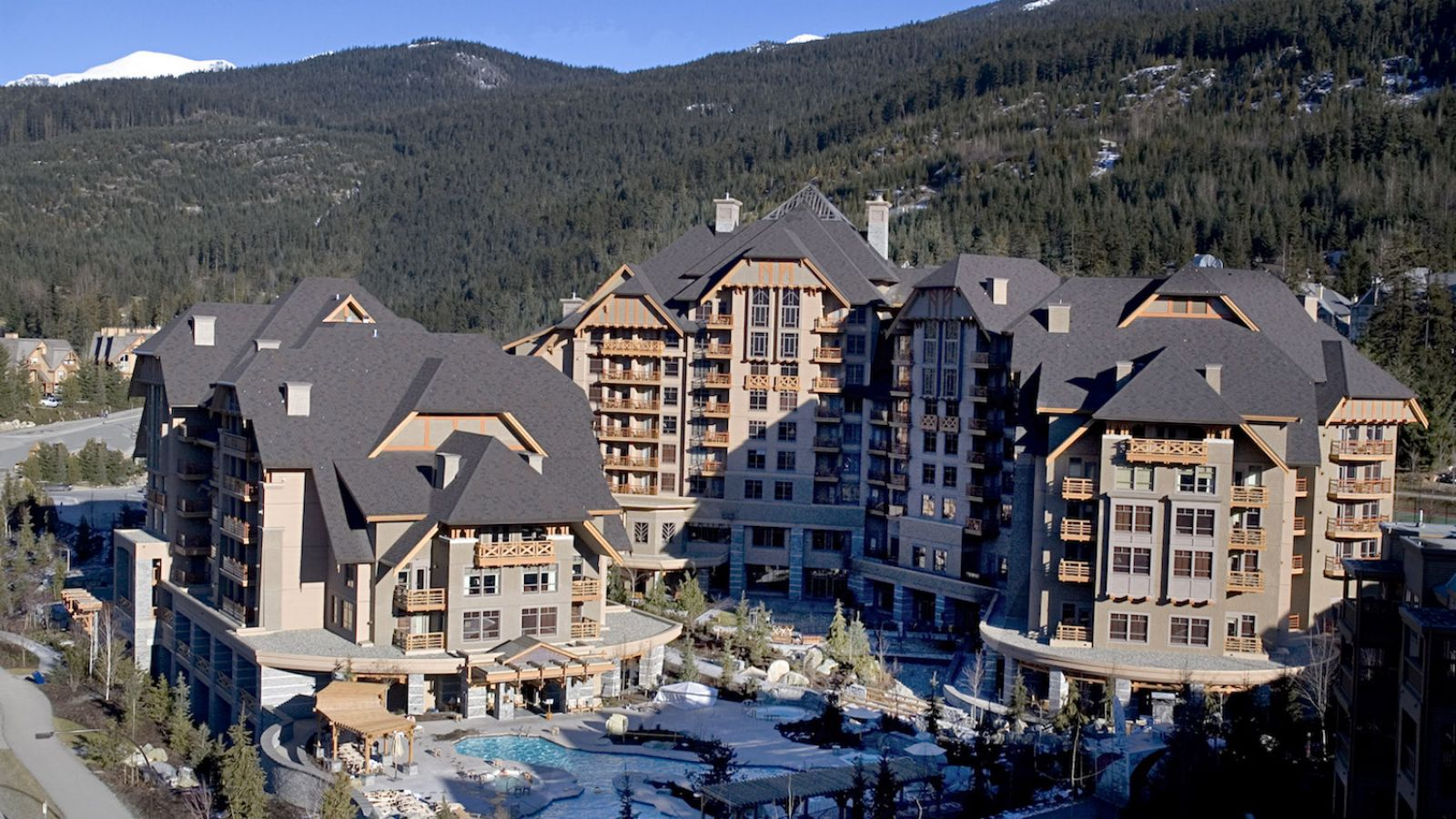 Four Seasons Resort Whistler - Whistler golf packages