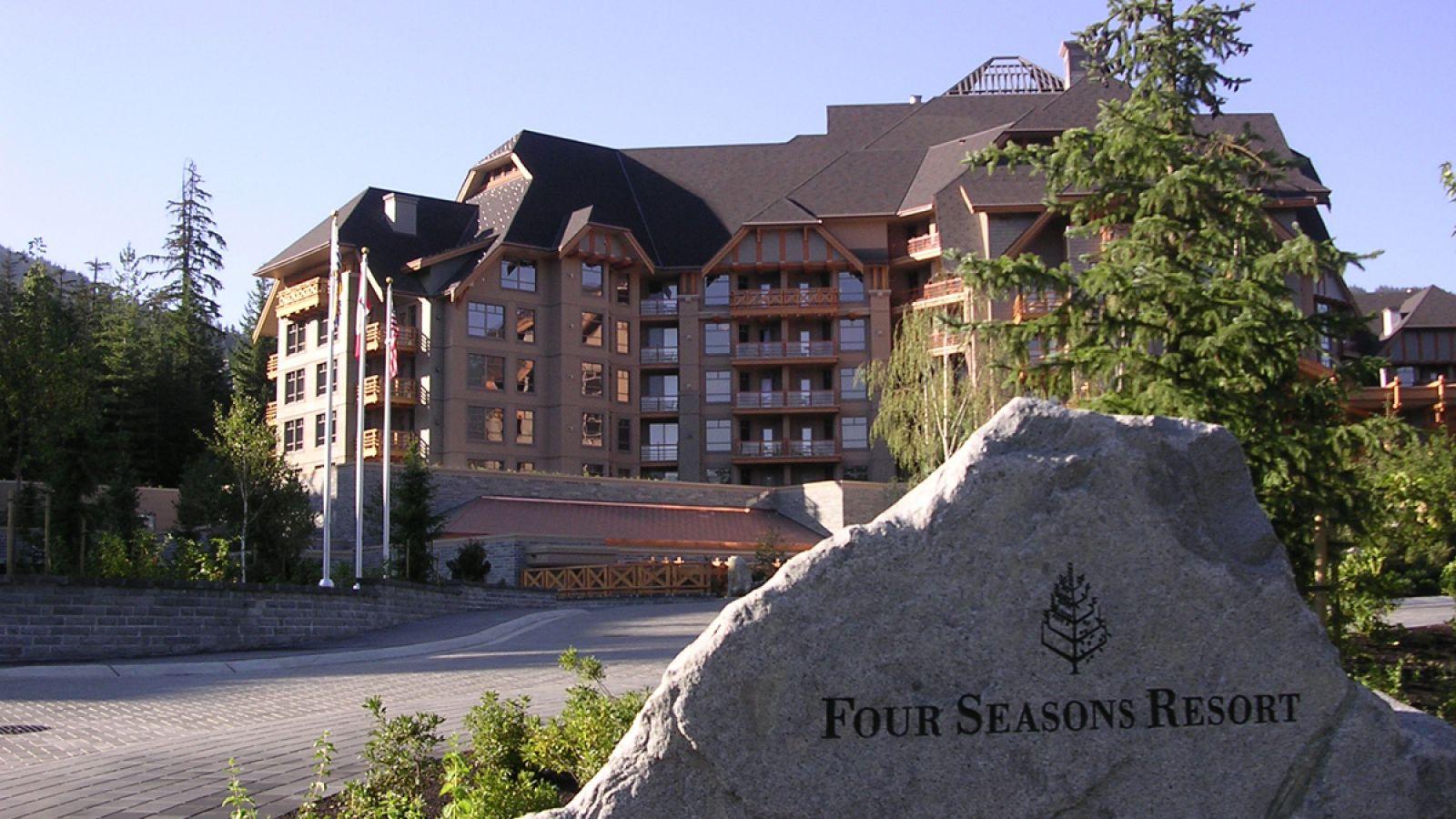 Four Seasons Resort Whistler - Whistler golf packages
