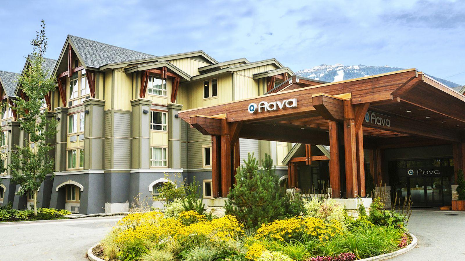 AAVA Whistler - Whistler golf packages
