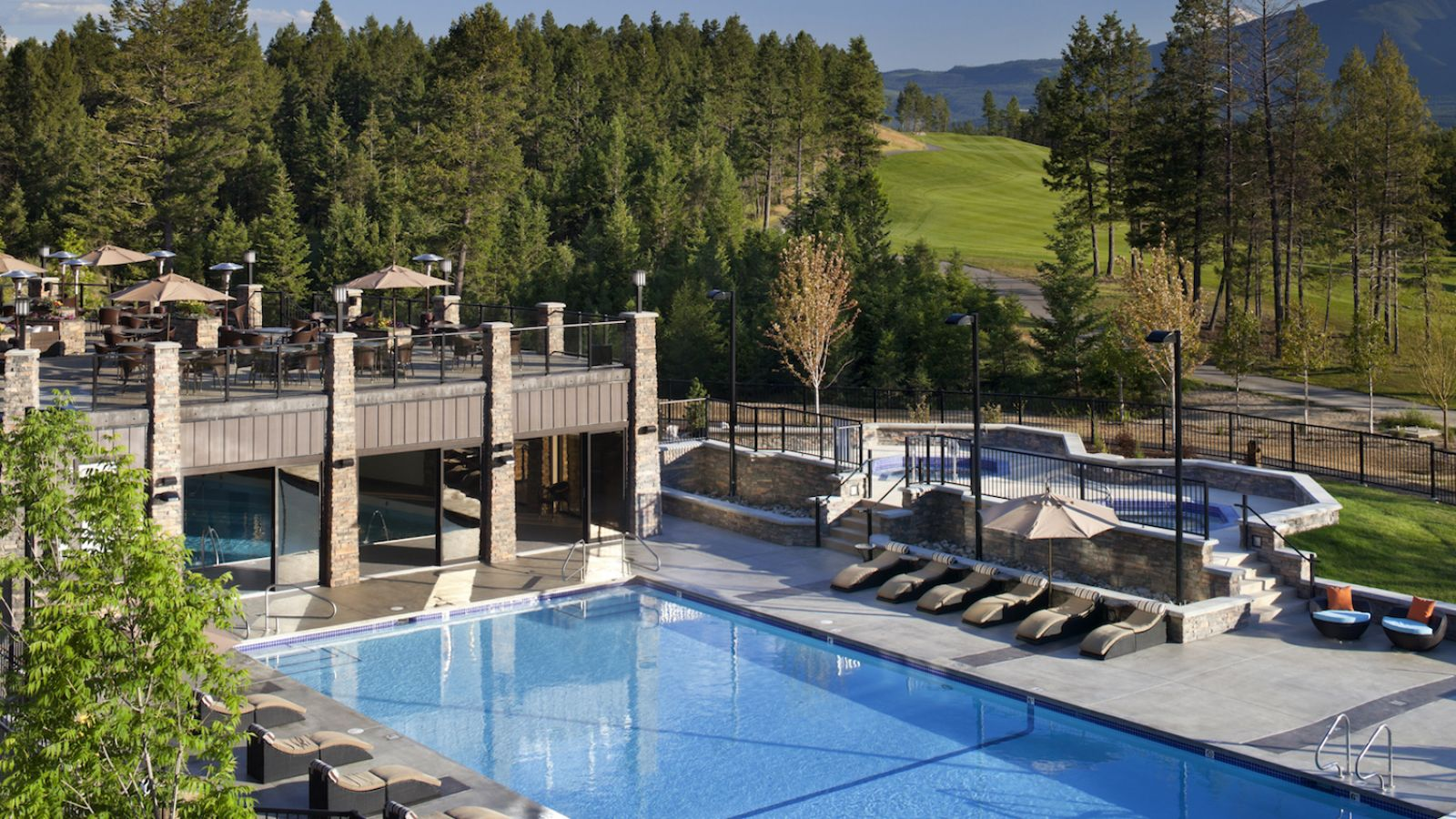 Copper Point Resort - Columbia Valley golf packages
