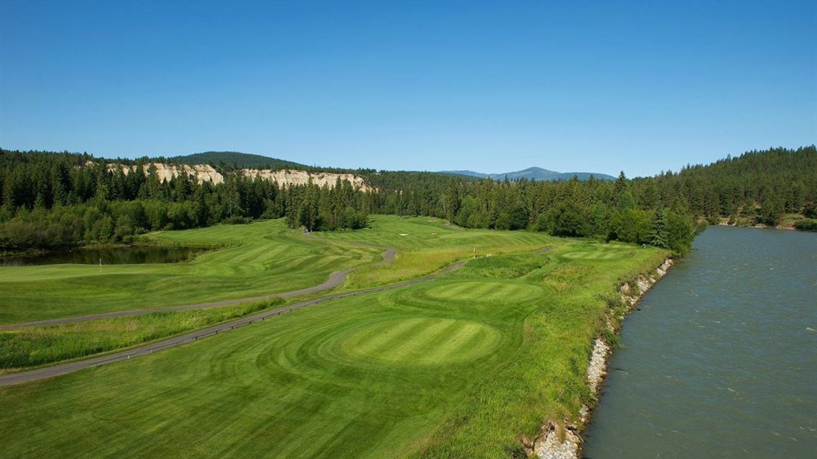St. Eugene Golf Resort and Casino - Kimberley golf packages