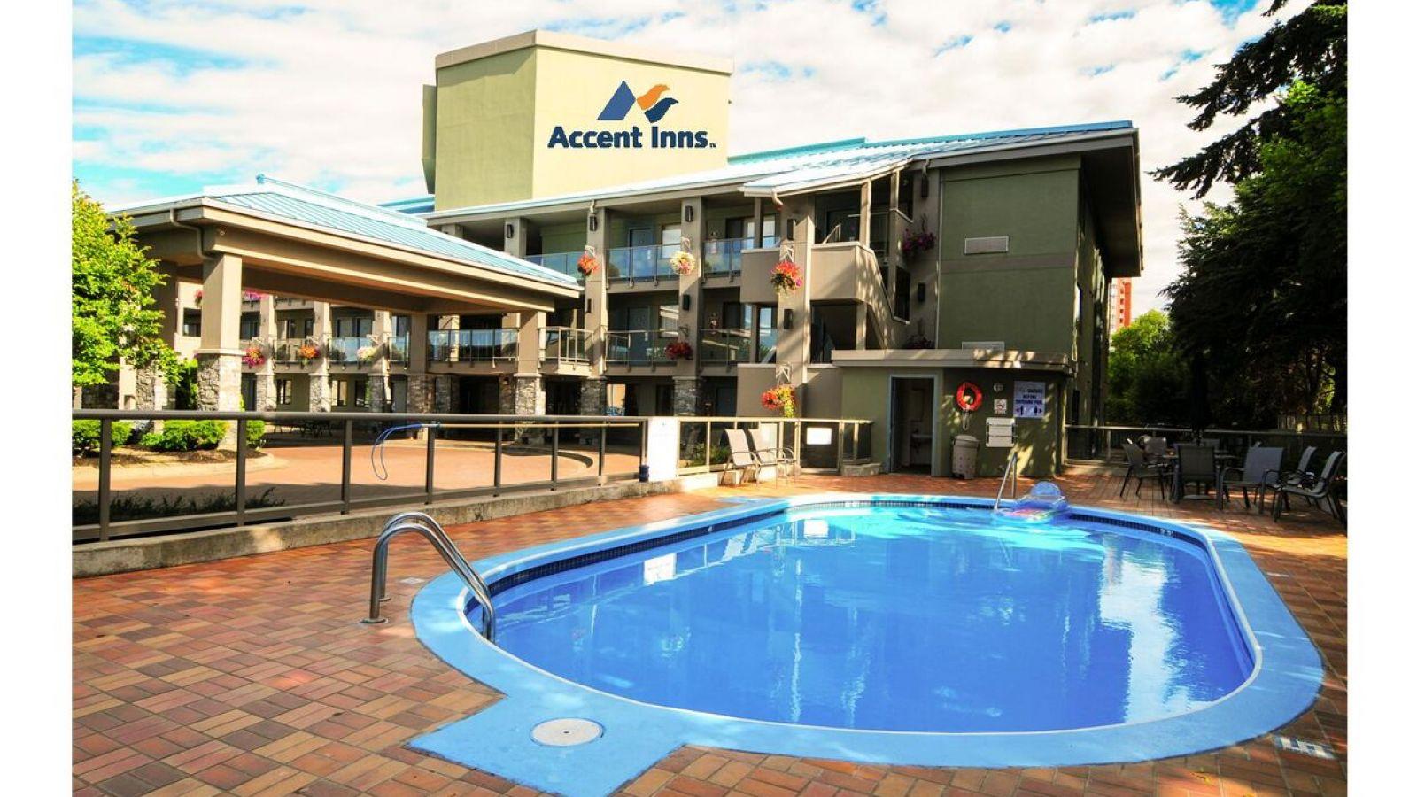 Accent Inn Kelowna - Kelowna golf packages