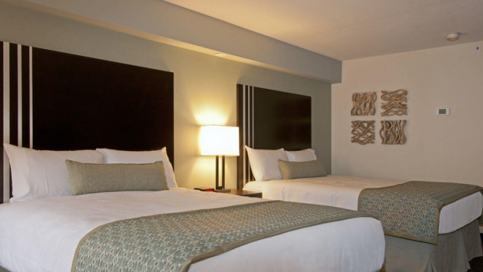 Comfort Room - 2 queen beds