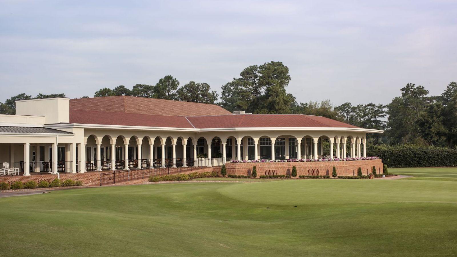 Pinehurst Resort - North Carolina golf packages