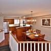 Two Bedroom Villa Dining Room Kitchen (Garden Side) at Manteo