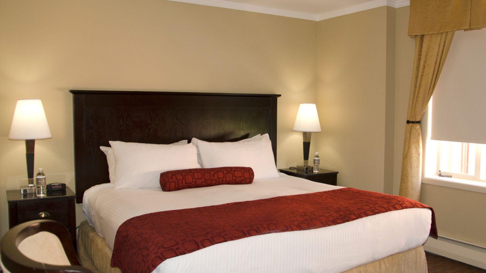 Plaza Hotel Kamloops - Standard King room