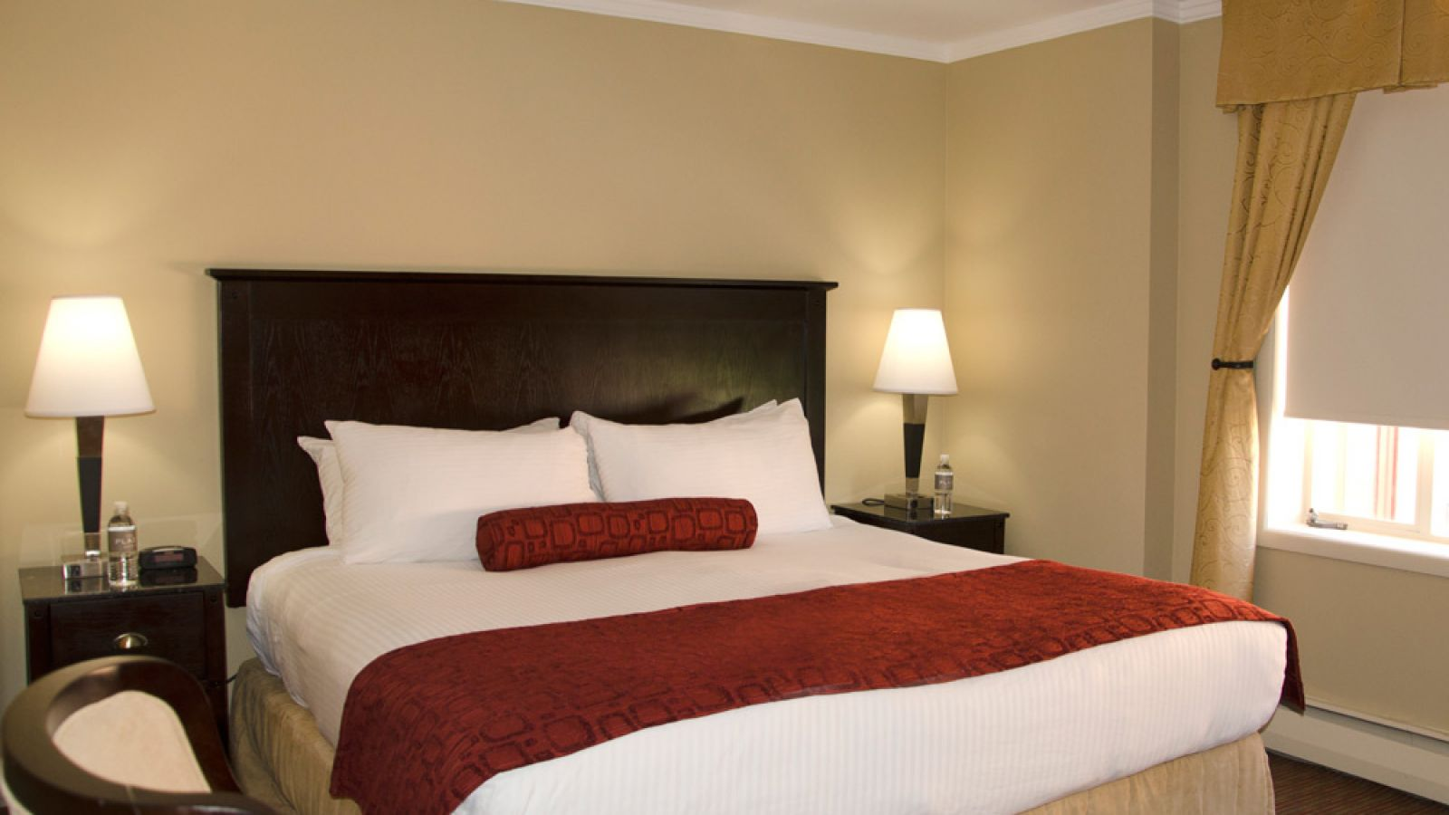 Plaza Hotel Kamloops - Standard King room