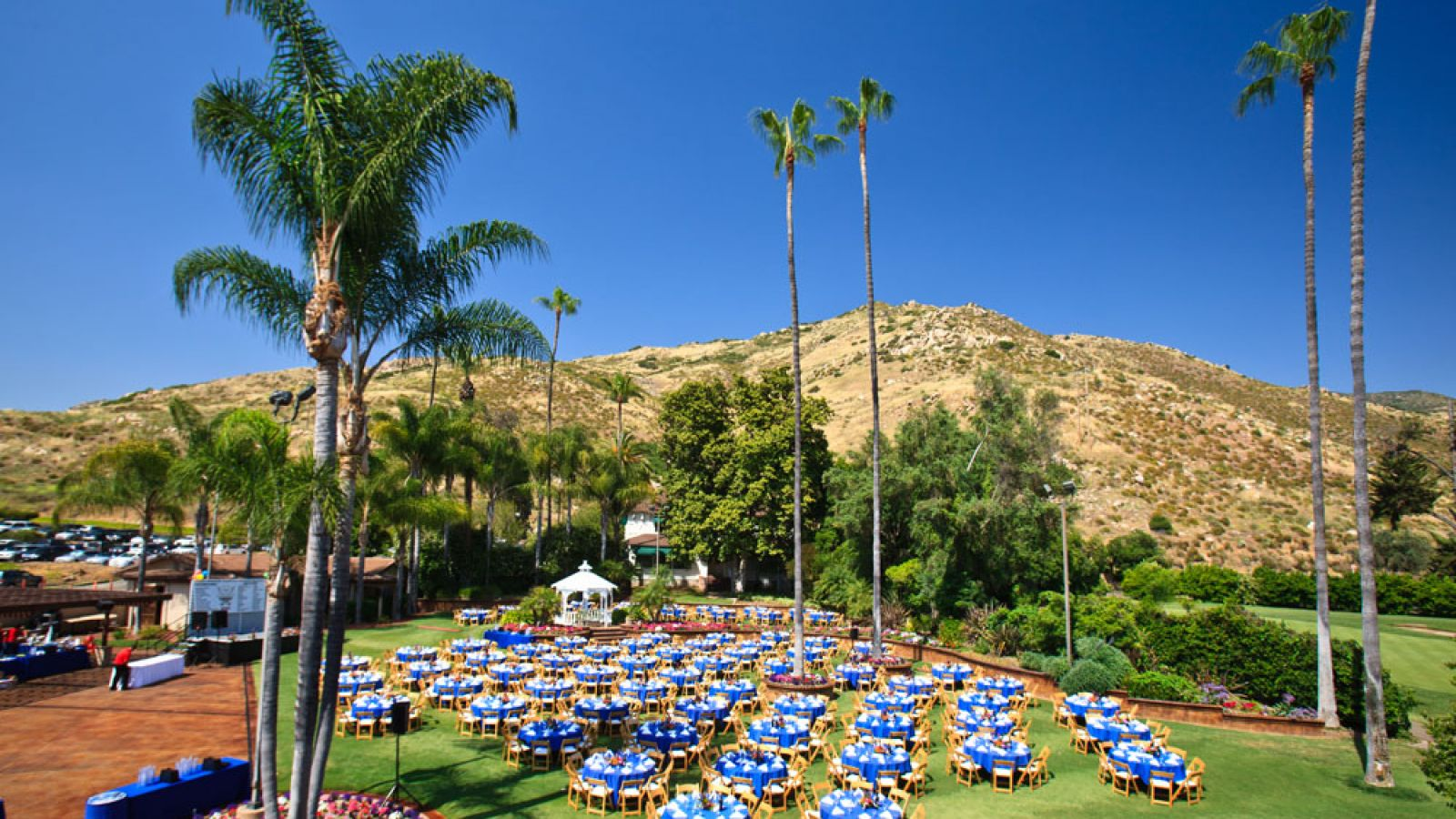 Singing Hills Golf Resort at Sycuan - San Diego golf packages