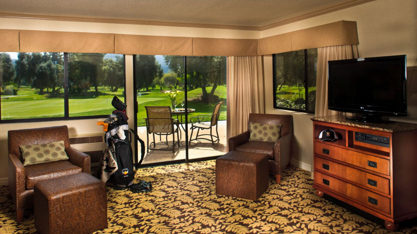 Singing Hills Golf Resort At Sycuan With 36 Holes Of Fine