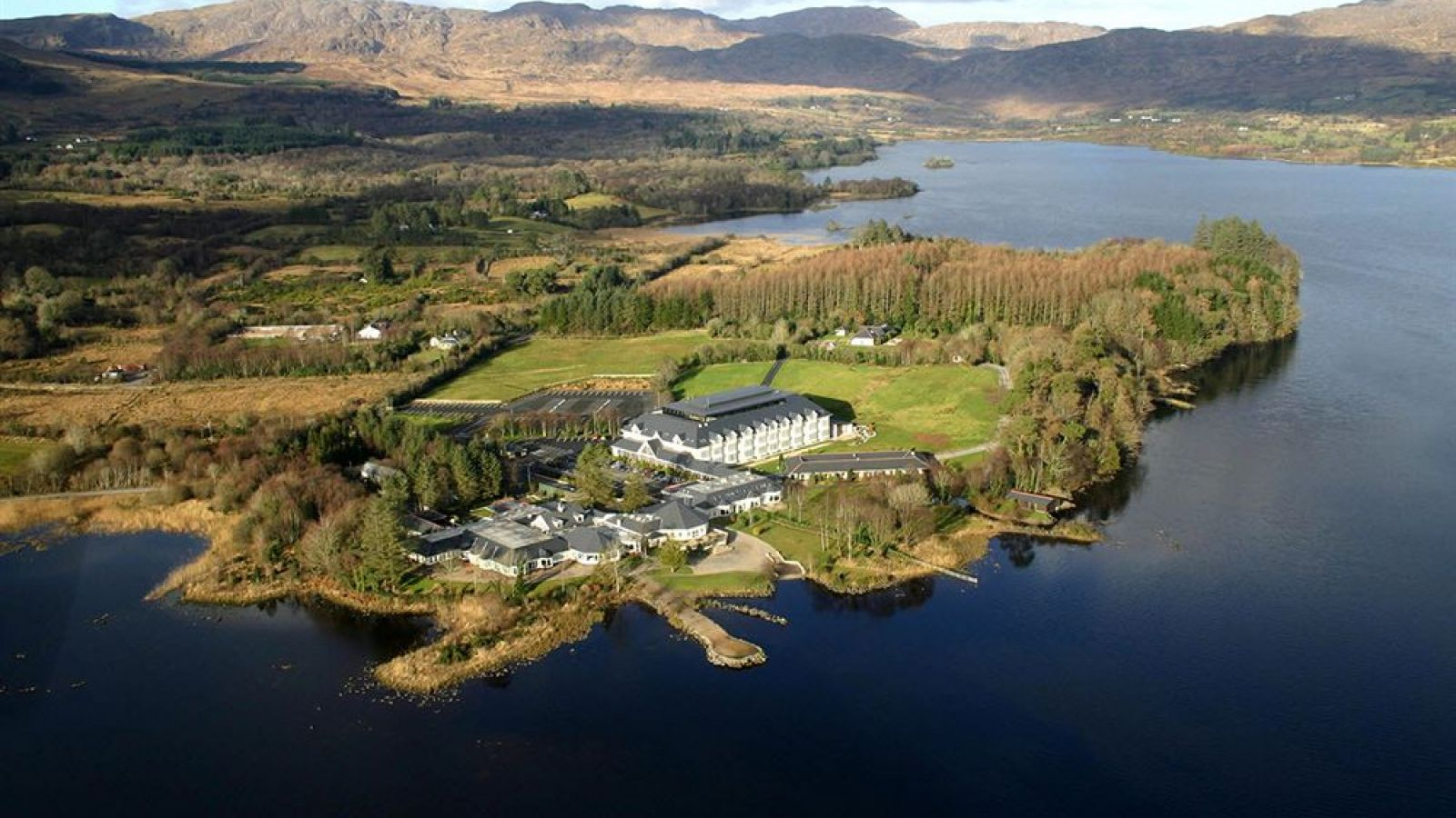 Harvey's Point - Ireland golf packages
