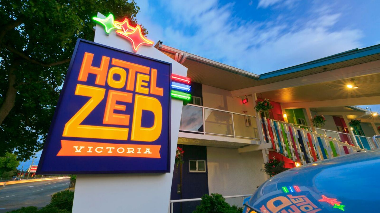 Hotel Zed Victoria - Vancouver Island golf packages