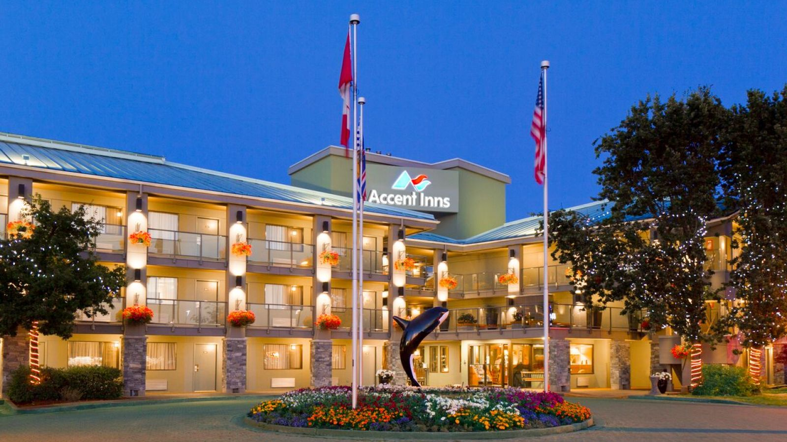 Accent Inn Victoria - Vancouver Island golf packages