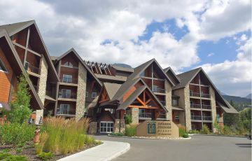 Grande Rockies Resort Canmore