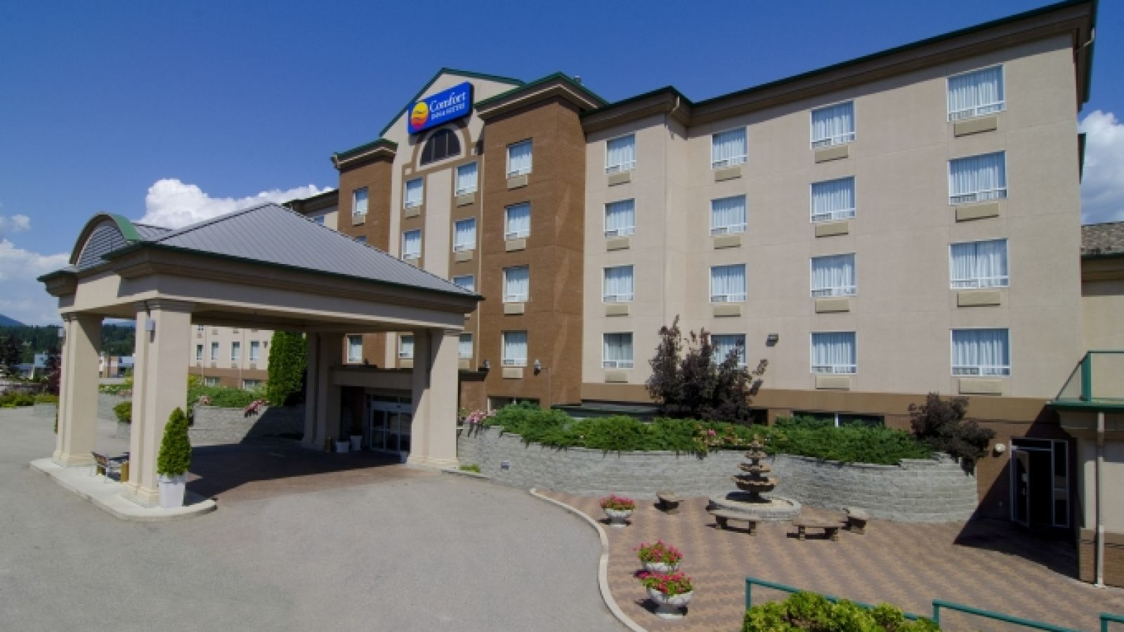 Comfort Inn Salmon Arm