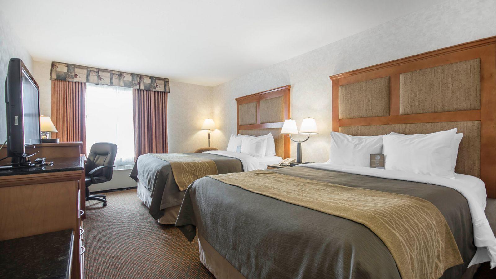 Comfort Inn Kamloops
