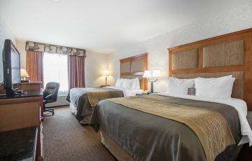Comfort Inn & Suites Kamloops