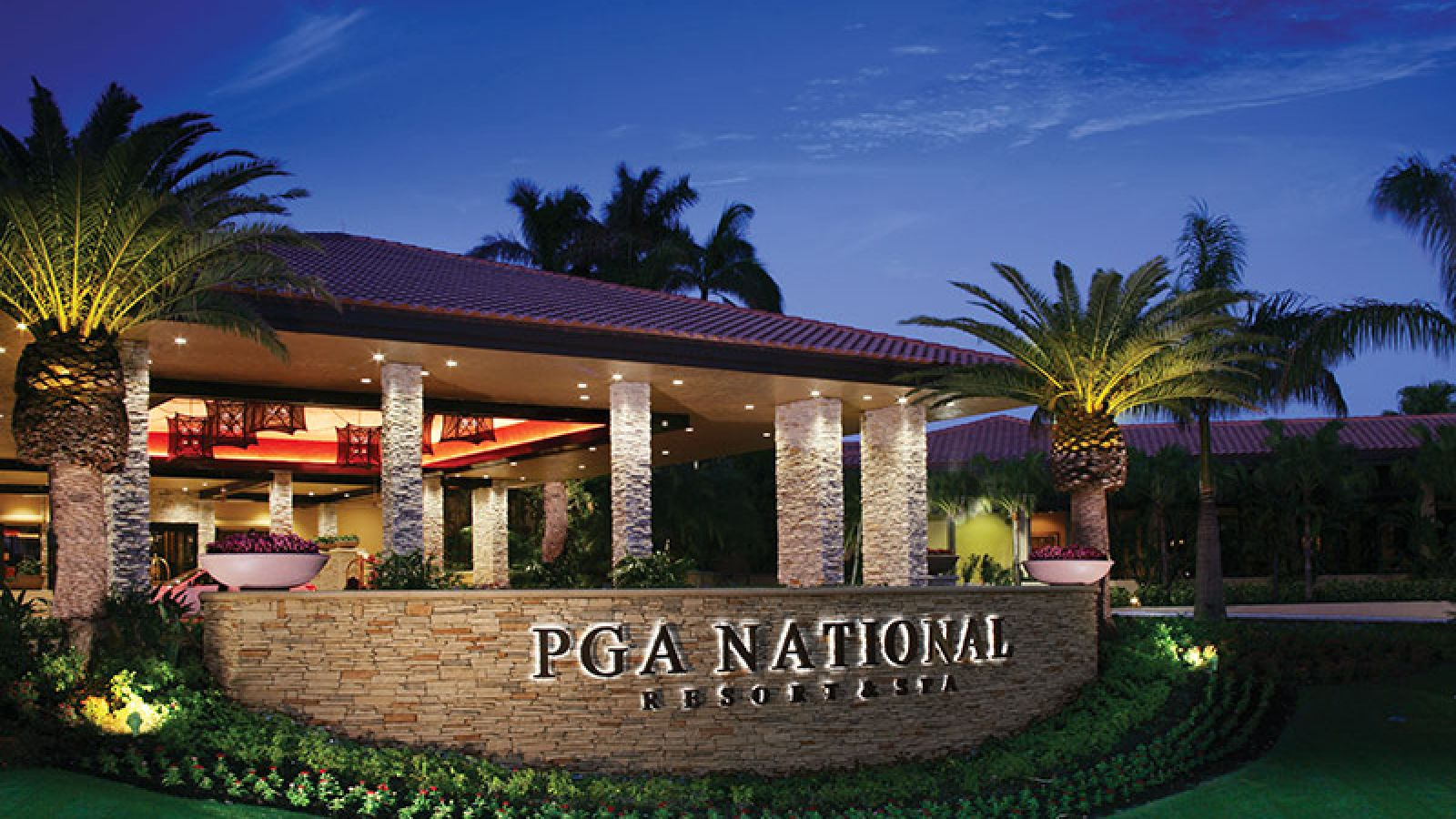 PGA National Resort & Spa:  image courtesy of PGA National Resort & Spa