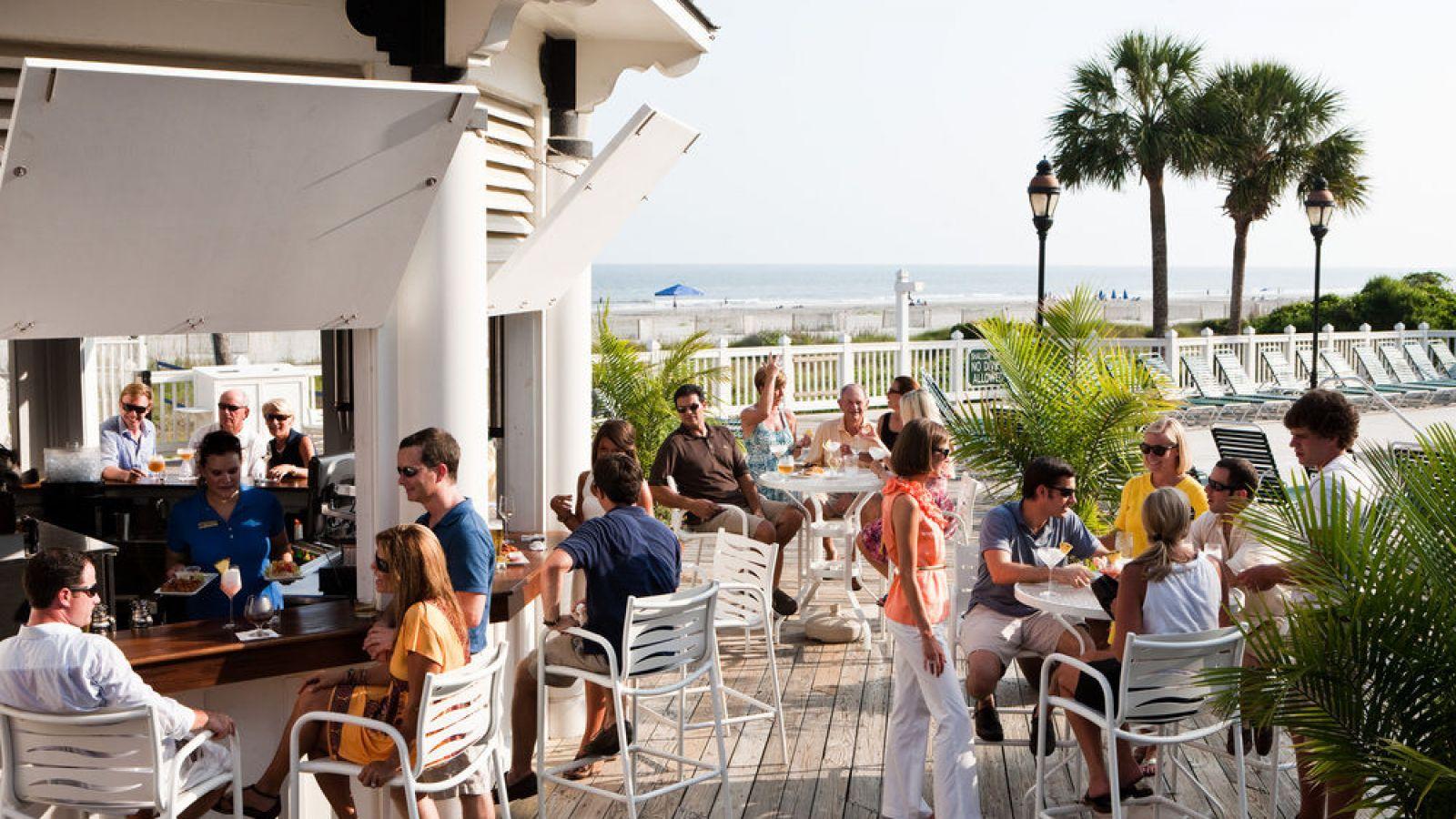 Coastal South Carolina golf packages