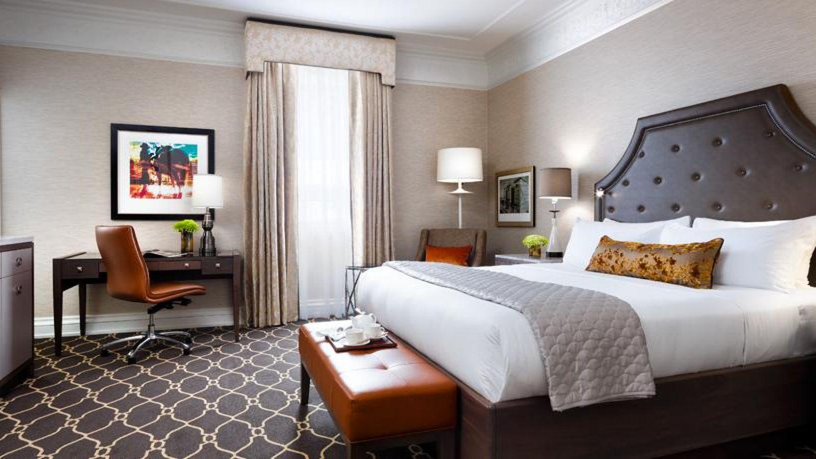 Fairmont Palliser Hotel Calgary - Deluxe room