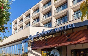 Royal Anne Hotel Kelowna