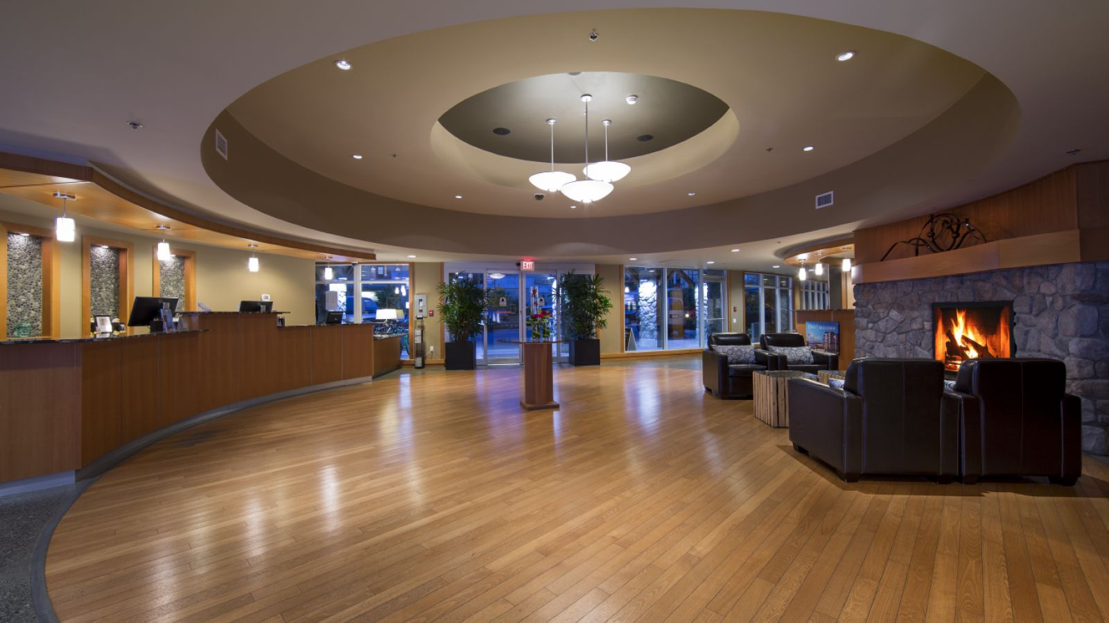 Beach Club Resort - Vancouver Island golf packages