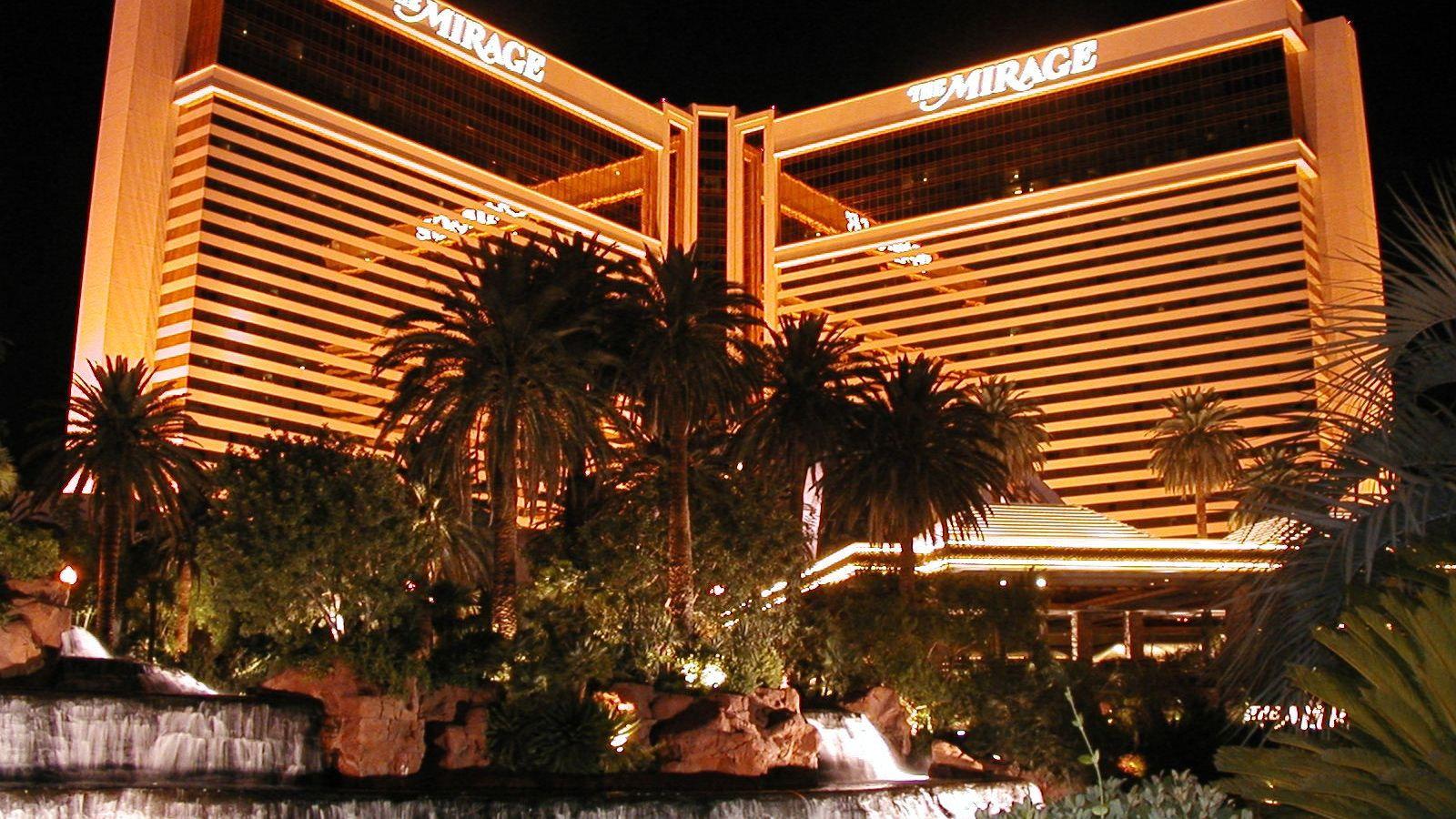 Mirage - Las Vegas golf packages