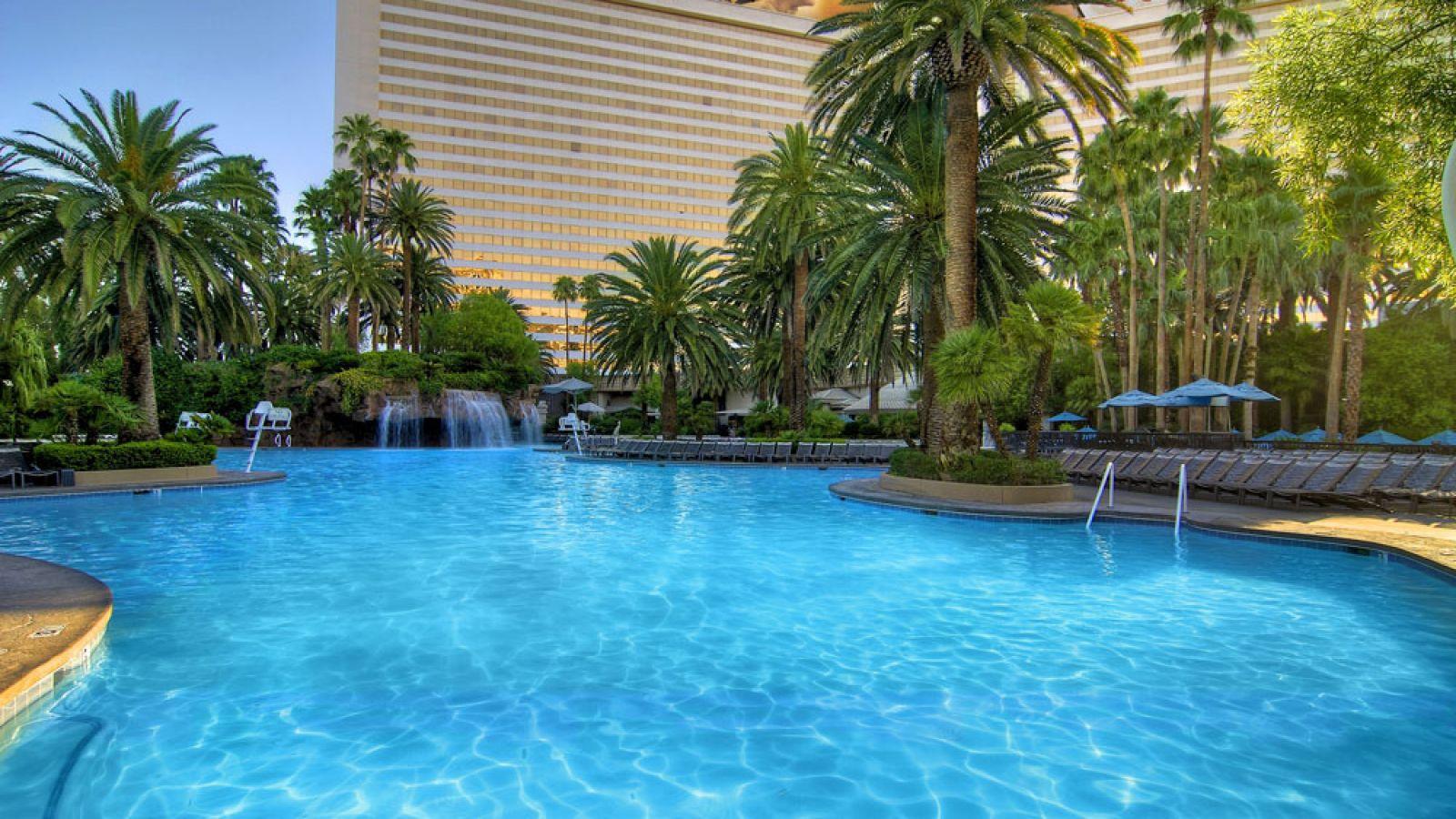 Mirage - Las Vegas glf packages
