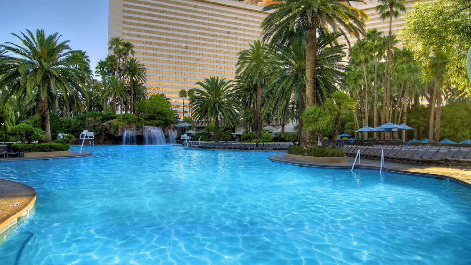 Mirage - Las Vegas glf packages