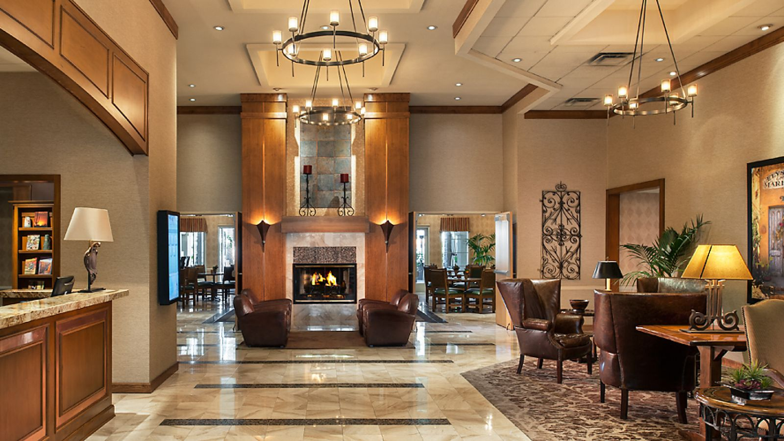 Gainey Suites Hotel - Lobby