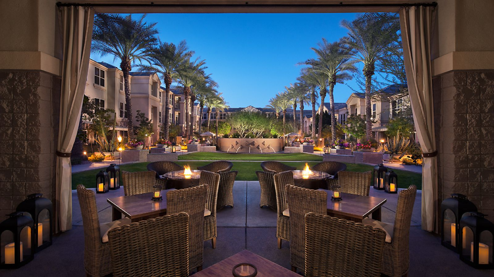 Gainey Suites Hotel - Patio