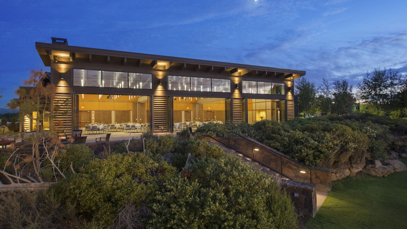 Tetherow Resort - Oregon golf packages