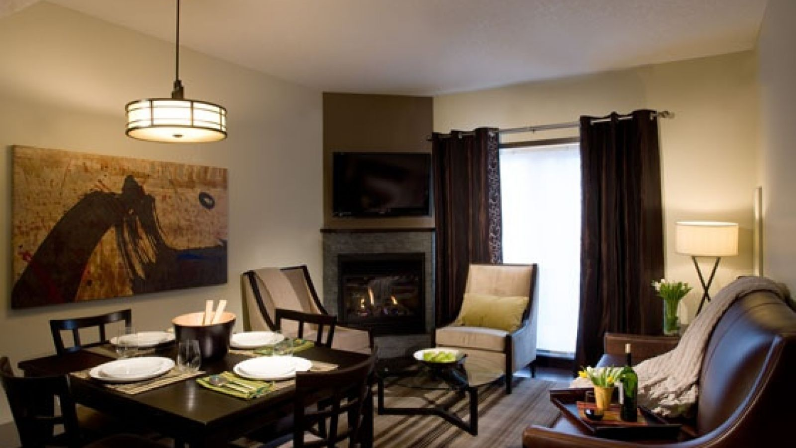 Grande Rockies Resort Canmore - BC & Alberta golf packages