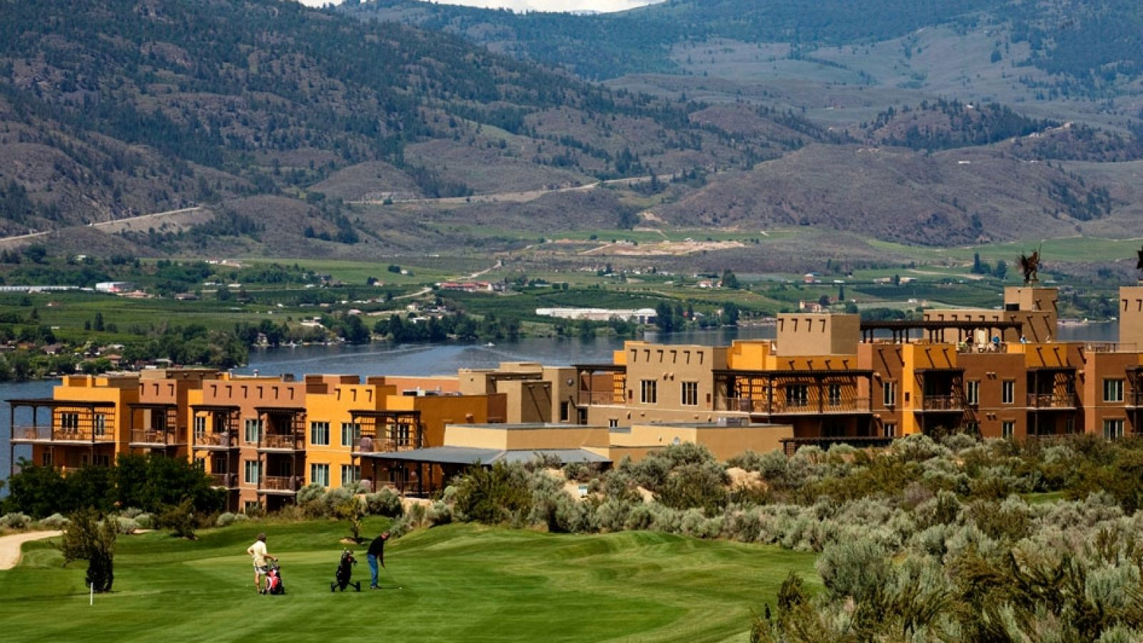 Spirit Ridge Resort - Osoyoos golf packages