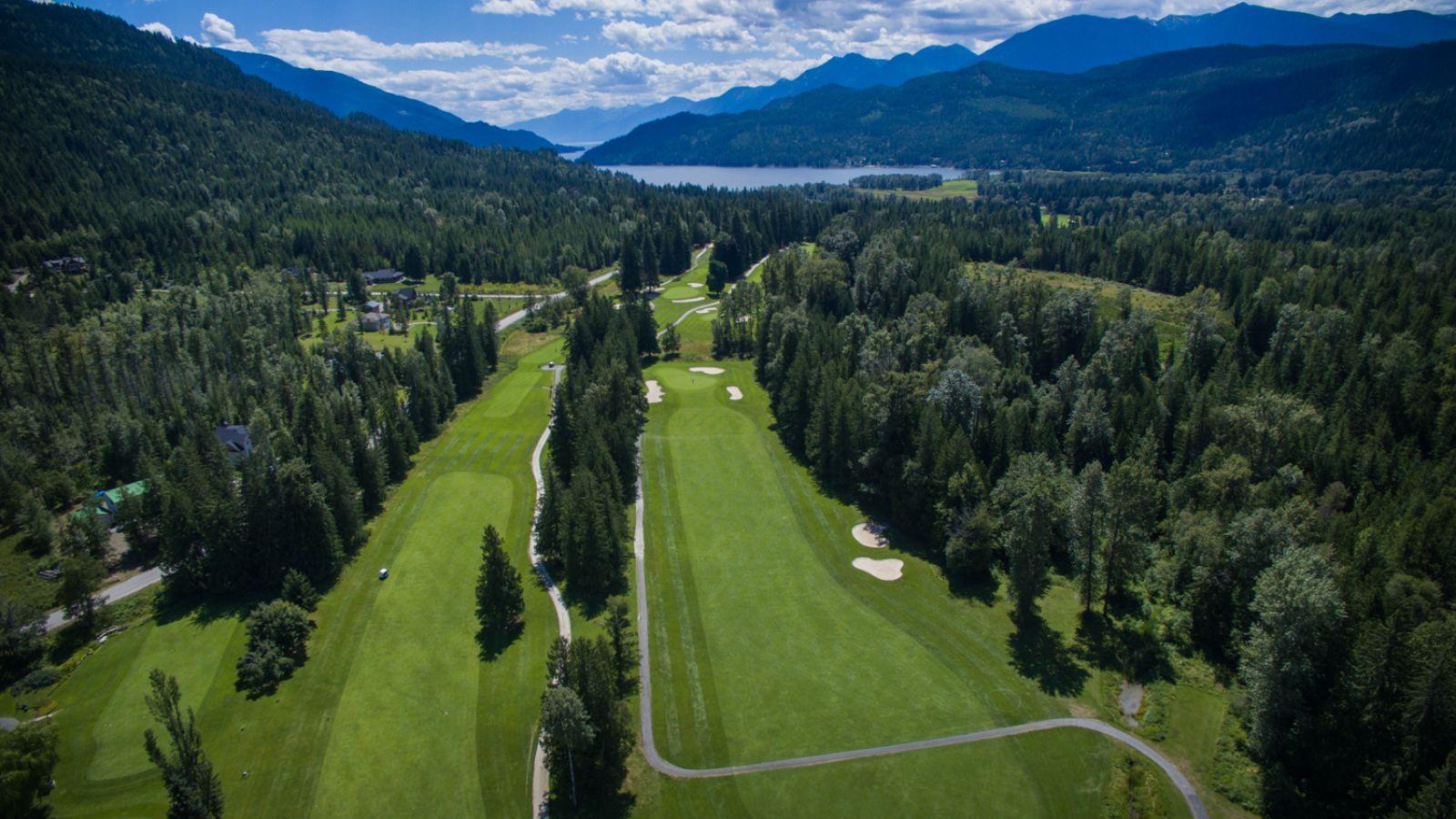 Kokanee Springs Resort - East Kootenay golf packages