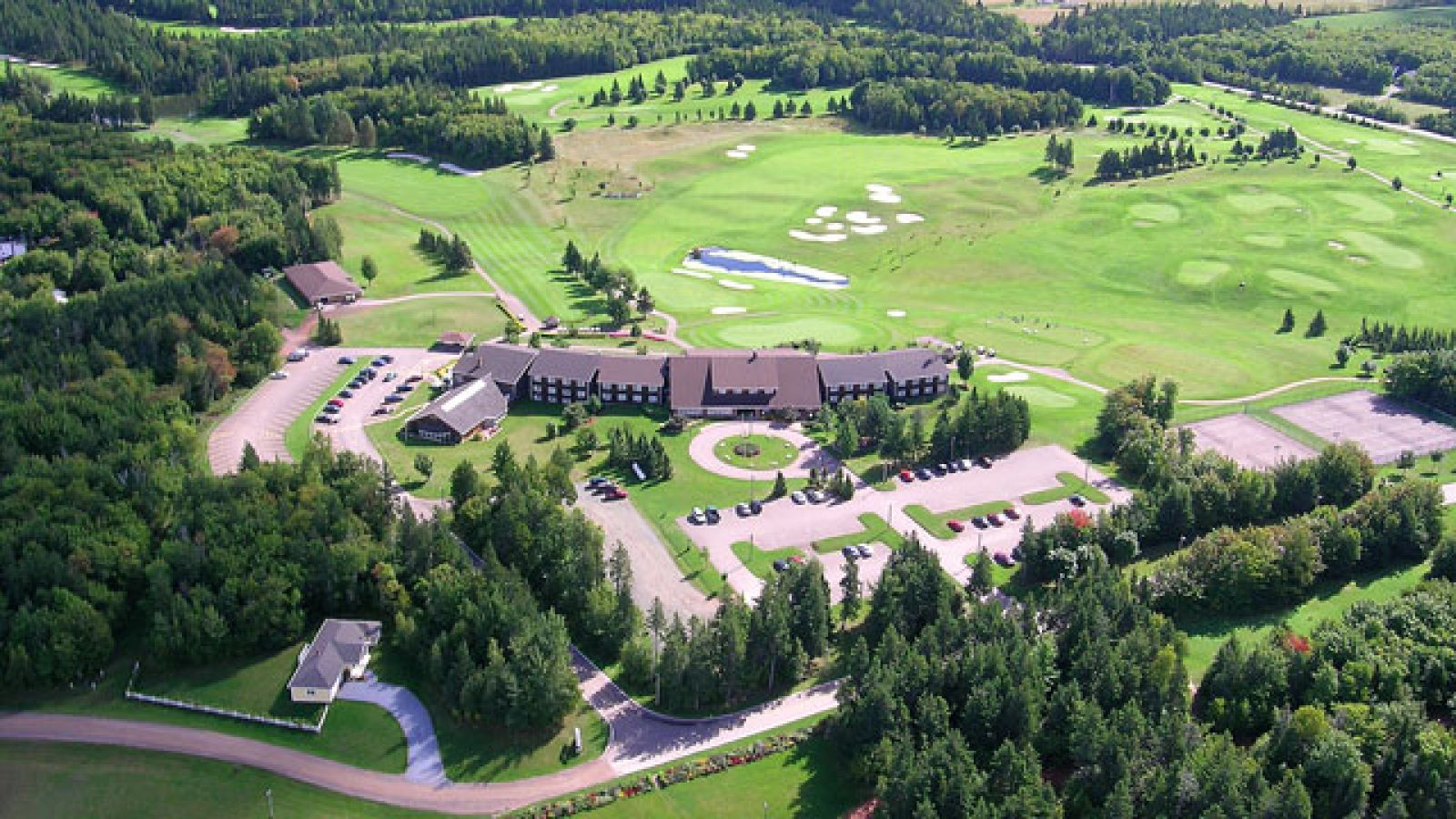 Rodd Mill River - A Rodd Signature Resort - Prince Edward Island golf packages