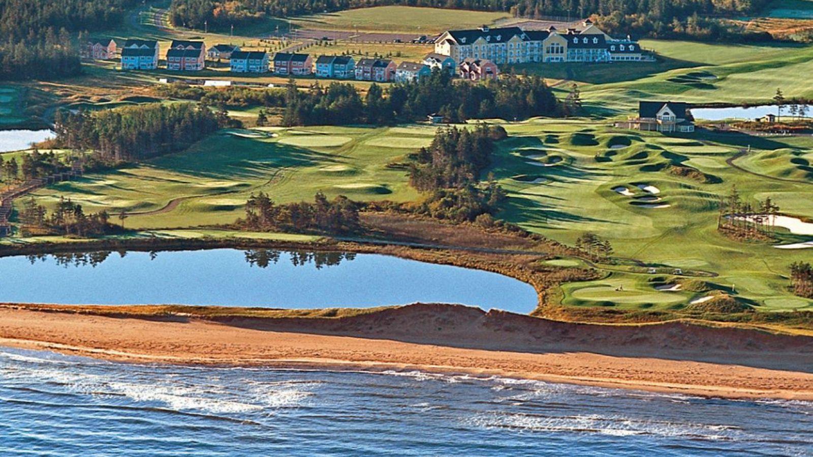 Rodd Crowbush Golf & Beach Resort - A Rodd Signature Resort - Prince Edward Island golf packages