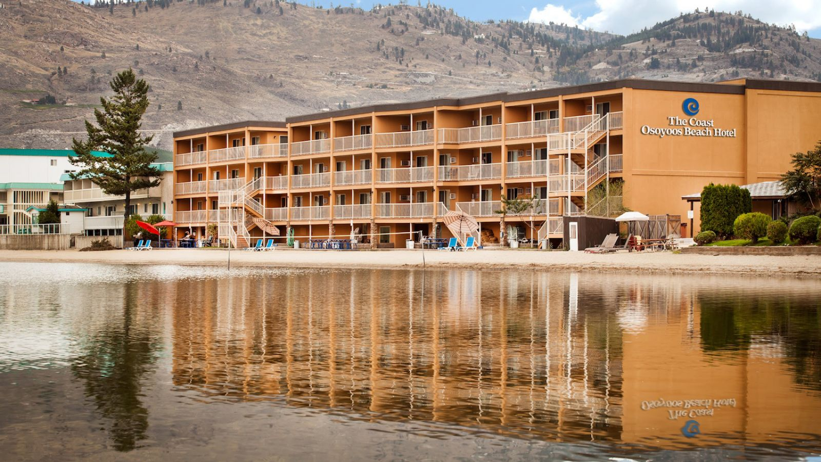 Coast Osoyoos Beach Hotel - Osoyoos golf packages